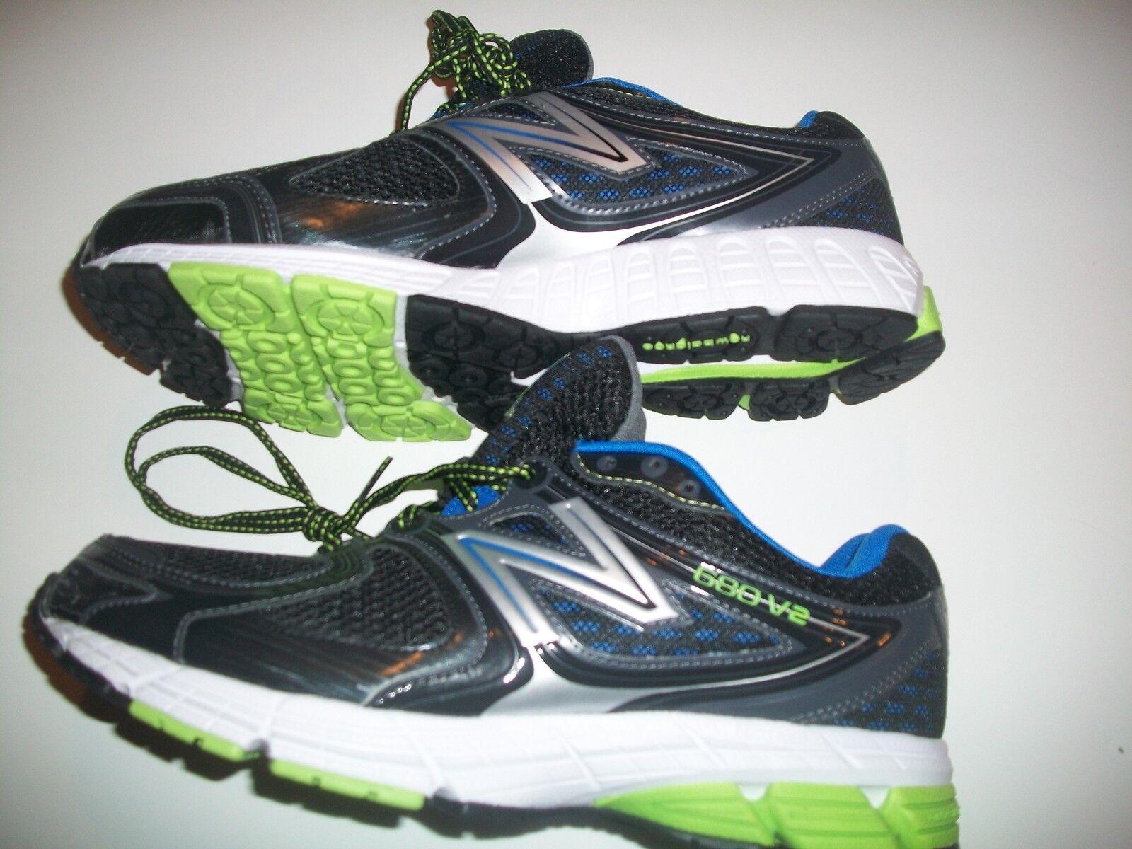 Para hombre New Balance 680v2 Running Zapatos  M680 ancho Talle (4) e x ancho M680 y d medio Tamaños) d56bb6