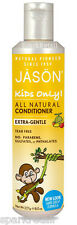 Jason KIDS ONLY Organic All Natural Extra Gentle CONDITIONER 227g For Children