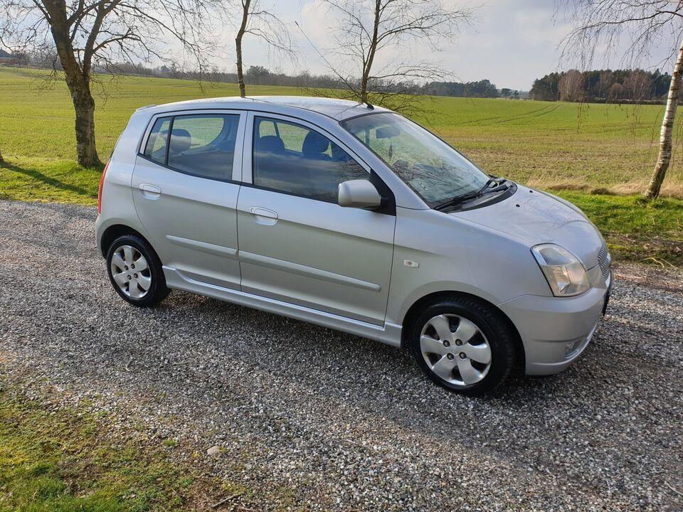 Kia Picanto, 1,1 EX, Benzin