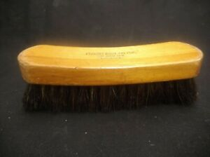 VINTAGE-ESQUIRE-BOOT-POLISH-PURE-HORSE-HAIR-MADE-IN-USA-SHOE-SHINE-BRUSH