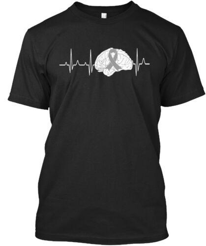 Tumeur cérébrale Survivor S Standard Unisexe T-Shirt