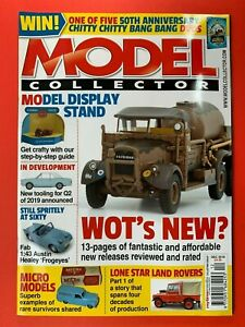 Model-Collector-Magazin-Dezember-2018-Fordson-Wot-1-Crash-Tender-Mickey-Maus