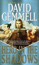 BUY 2 GET 1 FREE  Hero in the Shadows by David Gemmell (2000, Paperback)