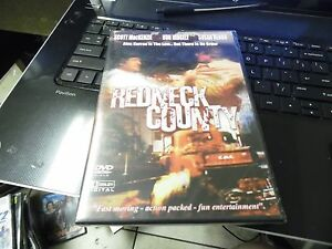 Redneck-Country-BRAND-NEW-FACTORY-SEALED-DVD-2003-Legacy