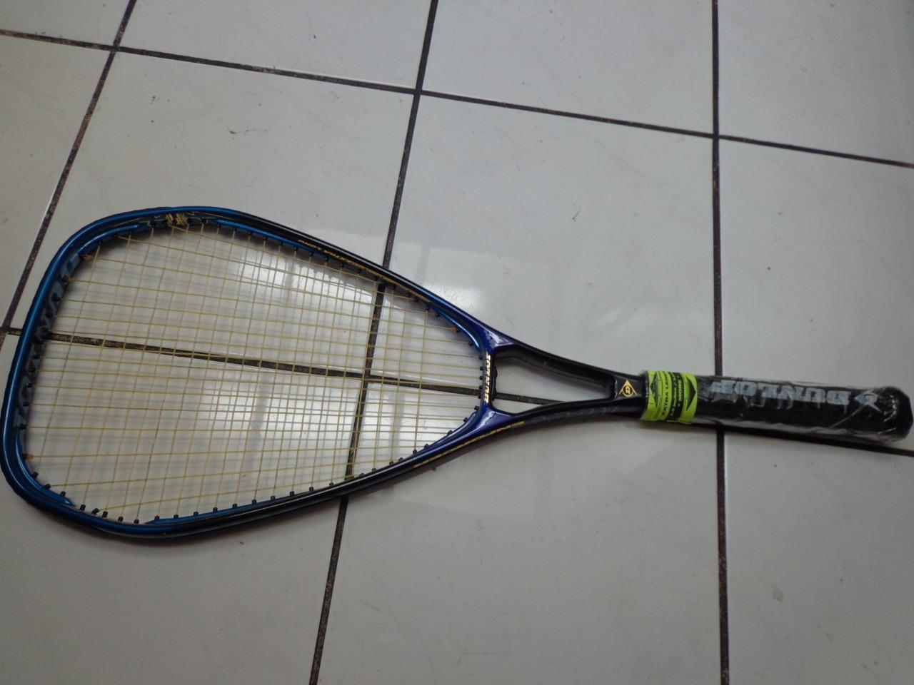 NEW RARE Dunlop MAX Enforcer Oversize 4 5 8 grip Tennis Racquet