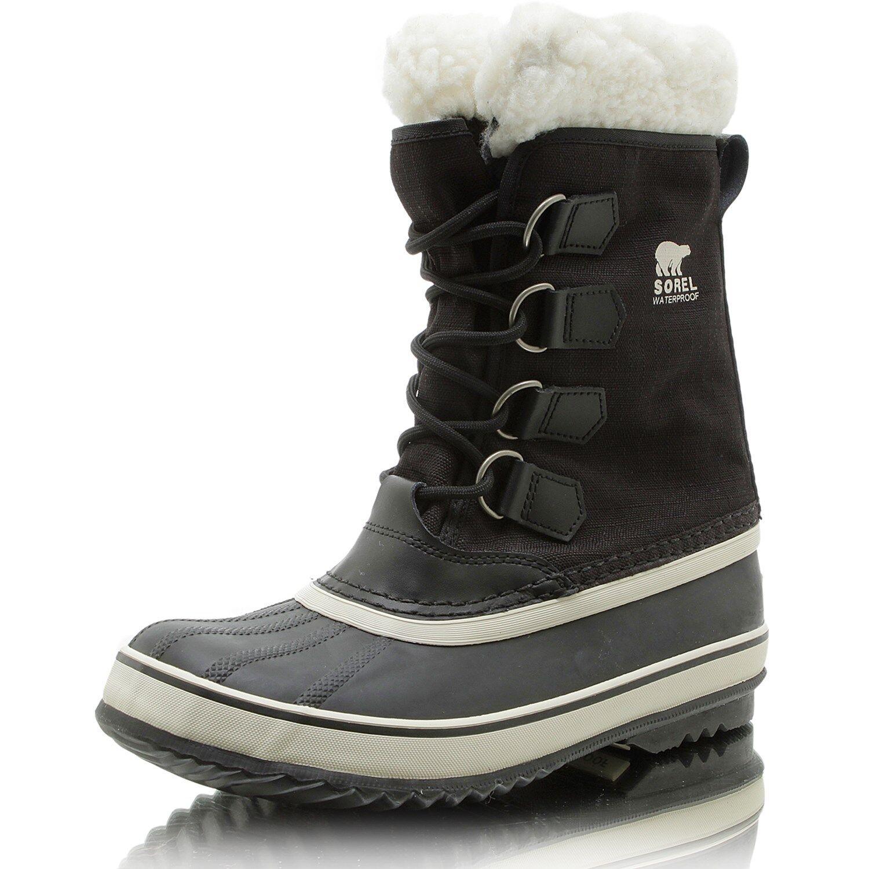 SOREL Winter Carnival schwarz/stone Günstige und gute Schuhe
