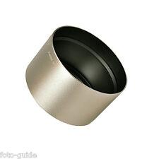 Gegenlichtblende passend zu Contax GG-3 G2 G1 90 f/2.8 Sonnar Metall 46 Gewinde