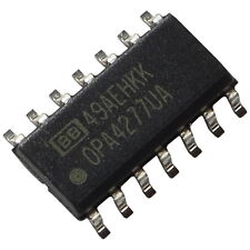 OPA4277UA Burr Brown Op-Amplifier 1MHz 0,8V/µs Quad Precision OpAmp SO-14 855986