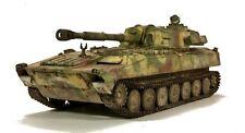 2S1 Gvozdika - 122mm SPG soviético & Pacto de Varsovia SPG 1/35 SKIF Raro