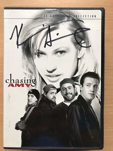 Chasing Amy Criterion R1 Us Dvd Hand Sighedautogramm Von Director