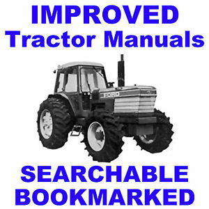 FORD-TW-10-TW-20-TW-30-TW10-TW20-TW30-Tractor-Service-SHOP-Repair-Manual-CD