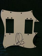 "Adam Levine ""Maroon 5"" Signed Autographed Pickguard A"