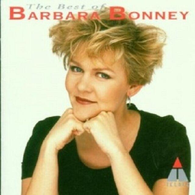 BARBARA BONNEY - THE BEST OF BARBARA BONNEY  CD 15 TRACKS CHOIR COMPILATION NEU