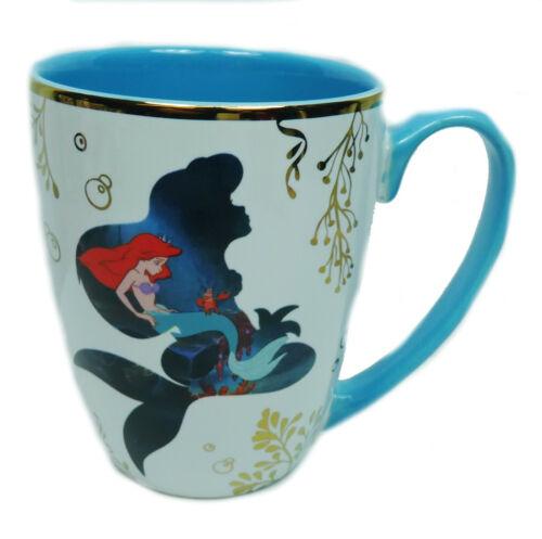 Disney Disneyland Paris Tasse Kaffeetasse MUG Teetasse Pott FILM Arielle Ariel
