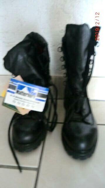 Matterhorn Stiefel Stiefel NEU Leder Gr. US 6 (Gr. 37 38 Damen)