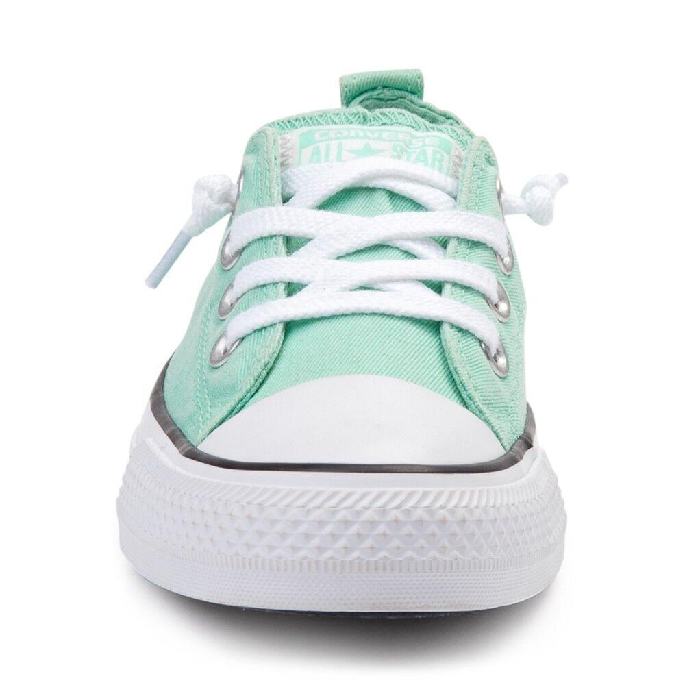 NEW donna Converse Chuck Taylor Shoreline Shoreline Shoreline scarpe da ginnastica verde Glow donna scarpe cafe15