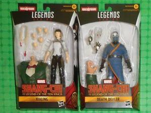 2021 Marvel Legends - Shang-Chi - Xialing & Death Dealer