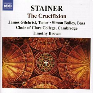 Simon-Bailey-Stainer-The-Crucifixion-CD