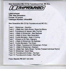 (DE567) New Generaion Mix, By Futurebound ft MC Ell - DJ CD