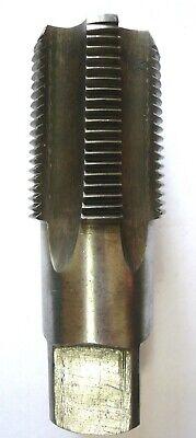 """3 pcs KENNAMETAL VERMONT 1-11-1//2/"""" NPT .577/"""" PROJ Full Thread Taper Pipe Taps"""