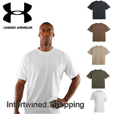 Under Armour 1005684 Men's UA Tactical Tech™ Short Sleeve T-Shirt Tee ALL COLORS