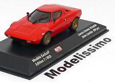 1:43 Minichamps Lancia Stratos 1974 red ltd. 999 pcs. by Auto Hebdo
