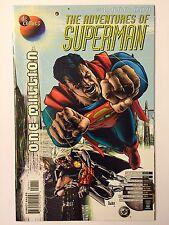 "ADVENTURES OF SUPERMAN #1,000,000 (Nov 1998, DC Comics) ""KEEPERS OF SOLITUDE"""