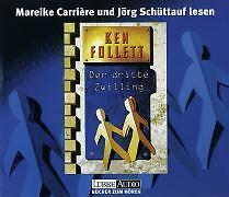 1 von 1 - Der dritte Zwilling, 4 CD-Audio von Ken Follett (1998)