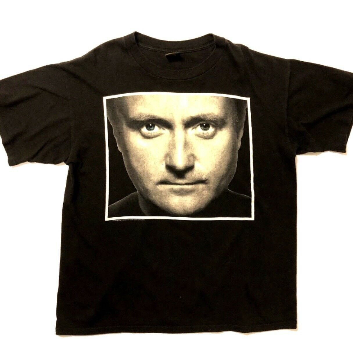 1994 Phil Collins  Tour  T-Shirt Größe XL