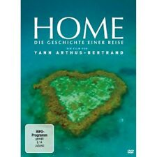ARTHUS-BERTRAND - HOME: DIE GESCHICHTE EINER REISE  DVD DOKUMENTATION NEU