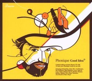 PHONIQUE-GOOD-IDEA-LTD-ED-2-CD-NEU