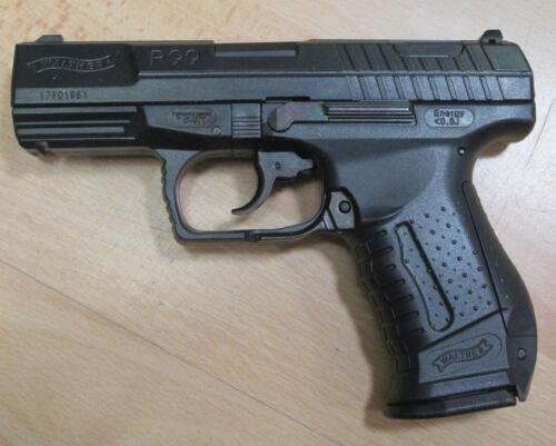 Waffen Walther Umarex Airsoft Softair Pistole P99 0,5 Joule