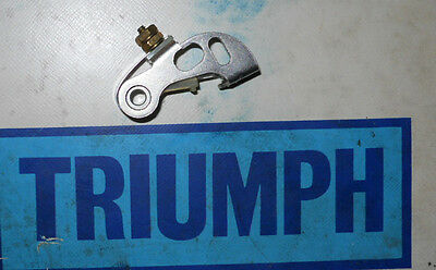 \\\ Contact Set /& Condenser for Triumph Spitfire /& GT6 w// Delco Distributor..