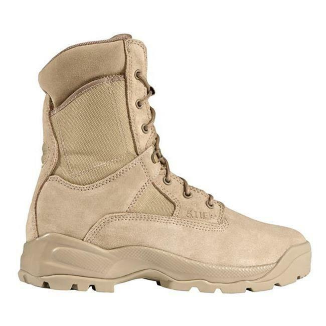 5.11 TACTICAL ATAC 8  SIDE-ZIP COYOTE DUTY Stiefel 12110