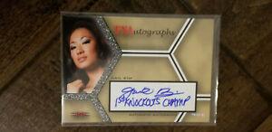 2008-TRISTAR-TNA-AUTO-SIGNED-CARD-GAIL-KIM-1ST-KNOCKOUTS-CHAMP-INSCRIPTION-WWE