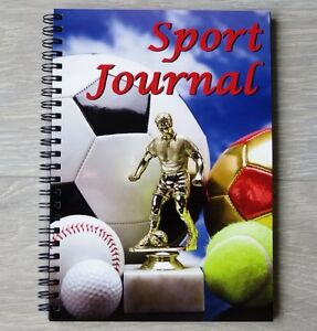 Sport-Journal-A5-Wire-Bound-Book-to-Record-Detail-of-your-Sports-Matches-Games