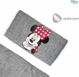 Section SpéCiale Hauck Disney Alpha Chaise Haute Pad Deluxe-minnie Mouse Gris Siège D'appoint Bn-afficher Le Titre D'origine