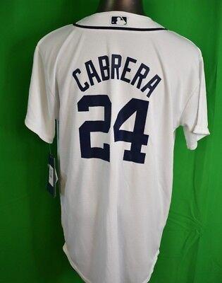 Majestic Mlb Jugendliche Detroit Tigers Miguel Cabrera Trikot Look L In Den Spezifikationen VervollstäNdigen Sport Fanartikel