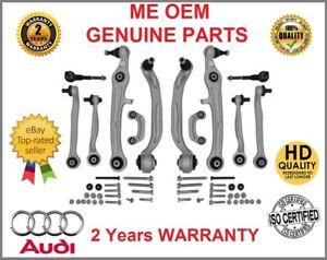 Trempé # Control Arms Set Kit Audi A6 C6 4f2 4f5 4fh Allroad 4 F Suspension Triangles-afficher Le Titre D'origine Facile à Utiliser
