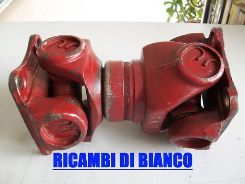 GIUNTINO FRIZIONE//CAMBIO FIAT 300 PC