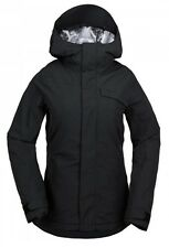 Volcom BOW Insulated JACKET Gore-Tex AUTHENTIC H0451701 Womens Large NEW 2017