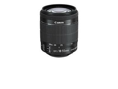 Canon EF-S 18-55mm IS STM f/3.5-5.6 scatola bianca (kit lens)