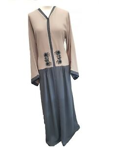 Ladies-Modest-Handmade-Embroidery-Abaya-Coco-Cloth-and-Frock-Dubai-style
