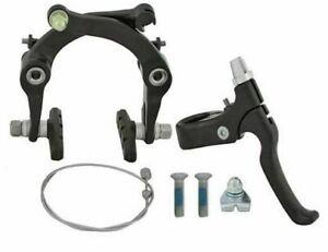 1 Pair Aluminum Alloy Bicycle Bike Brake Cable Adjuster Screws Black