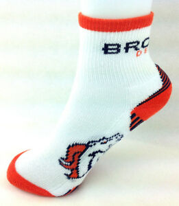 youth denver broncos socks