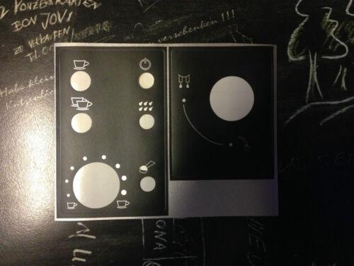 Jura Impressa E-Serie tasti Simbolo Adesivo Sticker