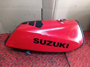 Tank  Suzuki SP 370