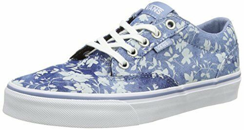 VANS WINSTON FLORAL INDIGO SHOE SHOES SKATE BLUE VO1IQJ (PVP IN STORE