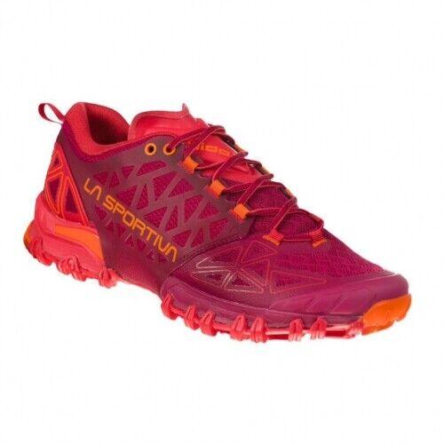 La Sportiva  Bushido II Women Bed Garnet Leisure Womens shoes Hiking shoes Red  official authorization
