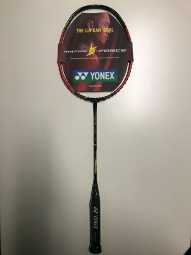 New Yonex VOLTRIC Lin Dan FORCE VTLDF Badminton Racket 4UG5 US-SameDayShip